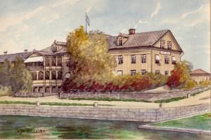 Grand Hotell som revs 1913