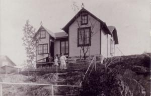 Feske-Petterssons gamla hus